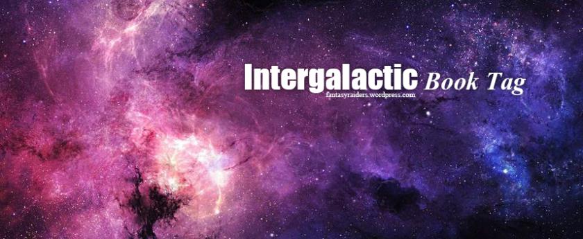 Intergalactic Book Tag