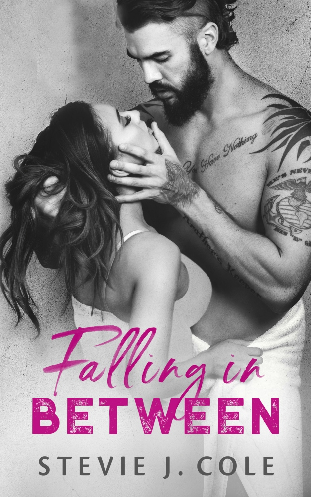 Falling in between Cover Reveal